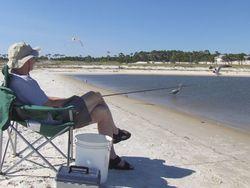 Hard Day Fishing