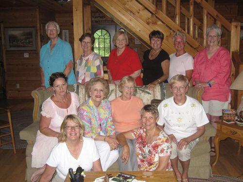 Book club 2012
