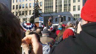 Obama Rally 089