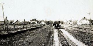 Iowa Unpaved Road