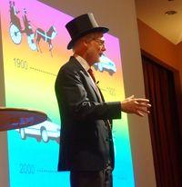 Bill in Top Hat