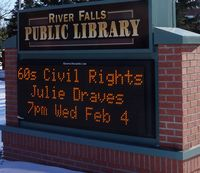 Library Julie Draves