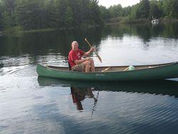 Uanne canoe