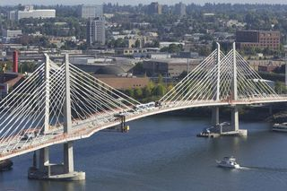 Tilikum bridge three