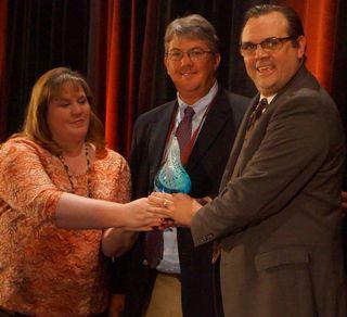 LERN Denton ISD Award
